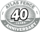 Forty Years Anniversary Logo