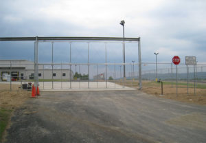commercial electronic security gate