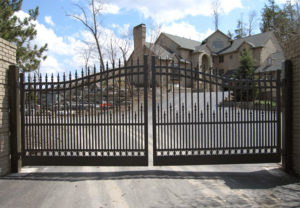 Syracuse Residential Fence & Estate Gate Installation