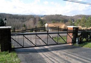 residential estate gate