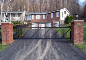 residential estate gate