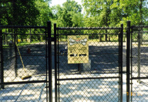 wegmans good dog park fencing