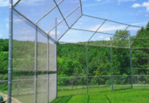 baseball backstop fencing